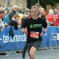 12th Danske Bank Vilnius Marathon - Marius Sviderskas (3324)