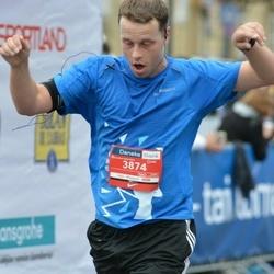 12th Danske Bank Vilnius Marathon - Jevgenijus Popovas (3874)