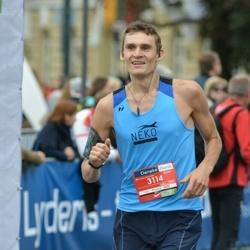 12th Danske Bank Vilnius Marathon - Mindaugas Macijauskas (3114)
