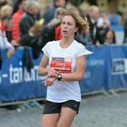 12th Danske Bank Vilnius Marathon - Vera Djakova (3445)
