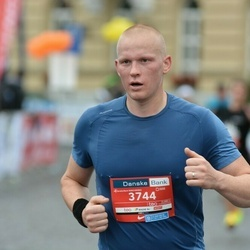 12th Danske Bank Vilnius Marathon - Remigijus Zavackis (3744)