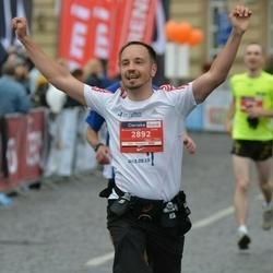 12th Danske Bank Vilnius Marathon - Vilius Čepulis (2892)