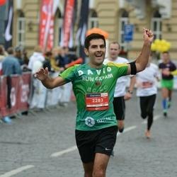 12th Danske Bank Vilnius Marathon - David Rolo (2283)