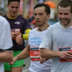 12th Danske Bank Vilnius Marathon - Ugnius Bareikis (3603)