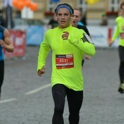 12th Danske Bank Vilnius Marathon - Povilas Grigaliunas (4231)