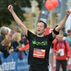 12th Danske Bank Vilnius Marathon - Almantas Šarakojis (3295)