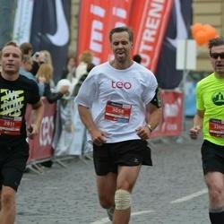 12th Danske Bank Vilnius Marathon - Darius Kuncė (2811), Žygimantas Lakavičius (3058), Darius Juozapavičius (3266)
