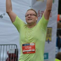 12th Danske Bank Vilnius Marathon - Gediminas Žūsinas (2720)