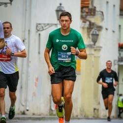 12th Danske Bank Vilnius Marathon - Benas Tamošiūnas (475)
