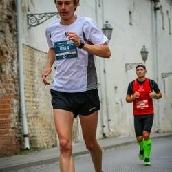 12th Danske Bank Vilnius Marathon - Benjamin Huber (814)