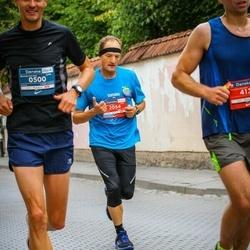 12th Danske Bank Vilnius Marathon - Ján Raclavský (500), Egidijus Šalkauskis (2054)