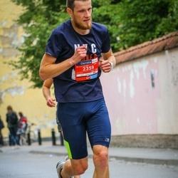 12th Danske Bank Vilnius Marathon - Albertas Skirpstas (2359)