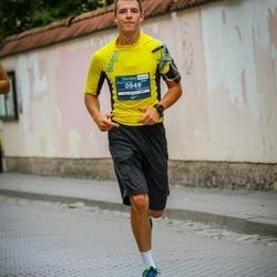 12th Danske Bank Vilnius Marathon - Justas Uža (949)