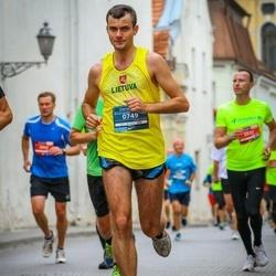 12th Danske Bank Vilnius Marathon - Antanas Girčys (749)