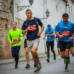 12th Danske Bank Vilnius Marathon - Ruth Pott-Negrine (2248), Dariuš Alan Šantrukov (3664)