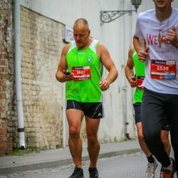 12th Danske Bank Vilnius Marathon - Gintaras Dicevičius (3687)