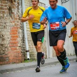 12th Danske Bank Vilnius Marathon - Gediminas Astrauskas (984), Thomas Graf (2961)