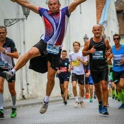 12th Danske Bank Vilnius Marathon - Mariusz Mielnik (328), Natale Carlone (469)
