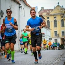 12th Danske Bank Vilnius Marathon - Dovydas Kaminskas (839), Andrius Jurksaitis (1029)