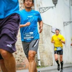 12th Danske Bank Vilnius Marathon - Jin Cao (667)