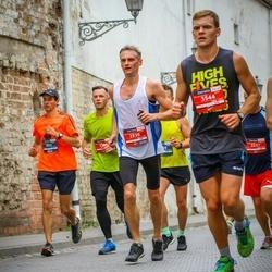 12th Danske Bank Vilnius Marathon - Darius Makarevičius (2936), Arentas Stonys (3544)