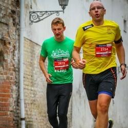 12th Danske Bank Vilnius Marathon - Tadas Kubilius (2154), Tomas Stankevičius (2876)