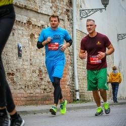 12th Danske Bank Vilnius Marathon - Karolis Butkus (2456), Skomantas Povilionis (3758)