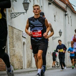 12th Danske Bank Vilnius Marathon - Mindaugas Piečia (3267)