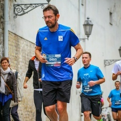 12th Danske Bank Vilnius Marathon - Nikolaj Nederby (495)