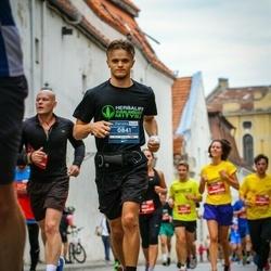 12th Danske Bank Vilnius Marathon - Gražvydas Jučius (841)