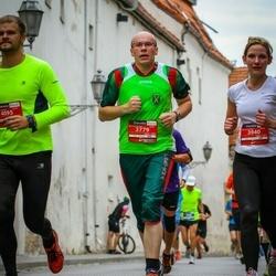 12th Danske Bank Vilnius Marathon - Vitalijus Bitautas (3779), Joana Mačijauskaitė (3940)