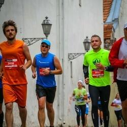 12th Danske Bank Vilnius Marathon - Linas Markevičius (2037), Rimantas Petrauskas (2438)