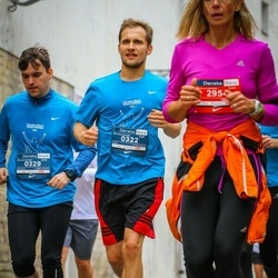 12th Danske Bank Vilnius Marathon - Lucas Adam (322), Fabian Neugebauer (329), Jurgita Christiansen (2954)