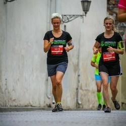 12th Danske Bank Vilnius Marathon - Sannaa Karosas (3278), Šarūnė Tilvikaitė (3280)