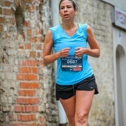 12th Danske Bank Vilnius Marathon - Debra George (607)