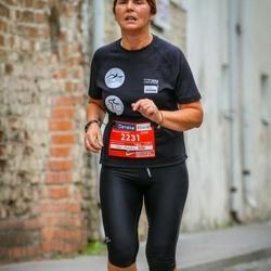12th Danske Bank Vilnius Marathon - Bogusława Romaldowska (2231)