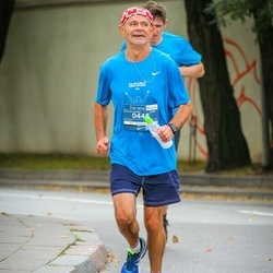 12th Danske Bank Vilnius Marathon - Marek Brzustowicz (448)