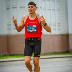 12th Danske Bank Vilnius Marathon - Sigitas Baltruškevičius (1055)