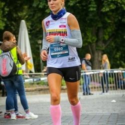 12th Danske Bank Vilnius Marathon - Julija Šorytė (560)