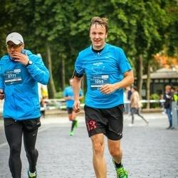 12th Danske Bank Vilnius Marathon - Tomas Segalis (771), Dominykas Jonaitis (1095)