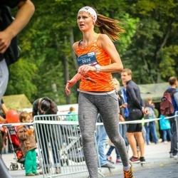 12th Danske Bank Vilnius Marathon - Sirke Peltonen (656)