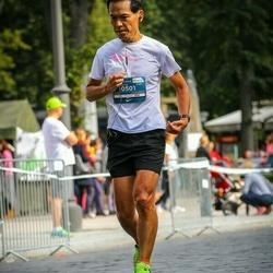 12th Danske Bank Vilnius Marathon - Kazuki Watanabe (501)