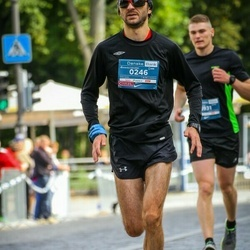 12th Danske Bank Vilnius Marathon - Vladimir Vdovikov (246)