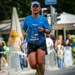 12th Danske Bank Vilnius Marathon - Kanstantsin Sobal (304)