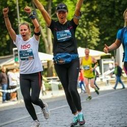 12th Danske Bank Vilnius Marathon - Ilona Zaikova (364), Ramūnė Baušienė (888)