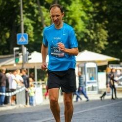 12th Danske Bank Vilnius Marathon - Albinas Zakarauskas (564)