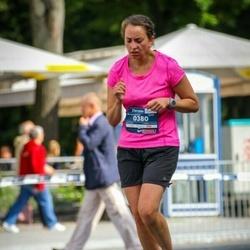 12th Danske Bank Vilnius Marathon - Deena Thompson (380)
