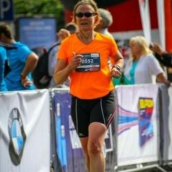 12th Danske Bank Vilnius Marathon - Helena Aronen (552)