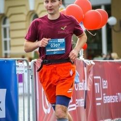12th Danske Bank Vilnius Marathon - Anton Jemeljanov (307)