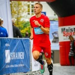 12th Danske Bank Vilnius Marathon - Modestas Dirsė (8291)